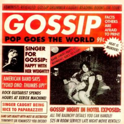 Pop Goes The World - The Gossip - Pop Goes The World - Midifiles
