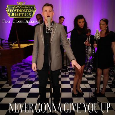 Never Gonna Give You Up (Vintage Soul Rick Astley Cover)