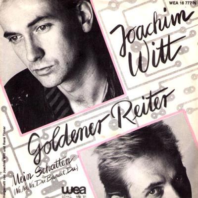 goldener reiter joachim witt goldener reiter. Black Bedroom Furniture Sets. Home Design Ideas