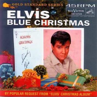 Blue Christmas - Elvis Presley - Blue Christmas - Midifiles :: Midi